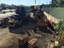Lieu de stockage KESKIN CONSTRUCTION LIMITED COMPANY