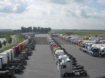 Lieu de stockage Hulleman Trucks B.V.