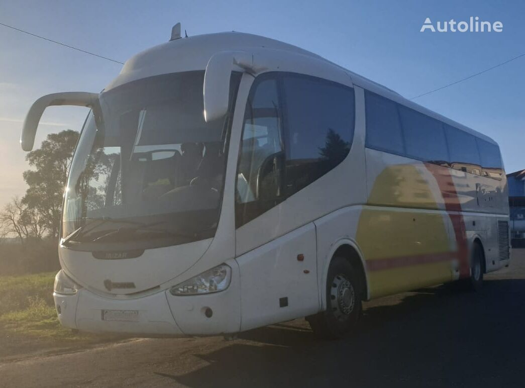 autocar de tourisme SCANIA k124 IRIZAR PB