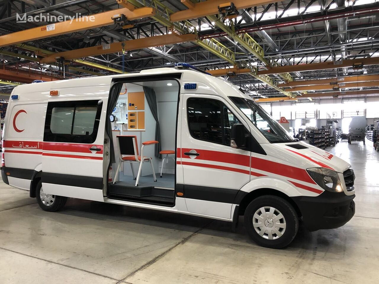 ambulance MERCEDES-BENZ Sprinter 316 CDI neuve