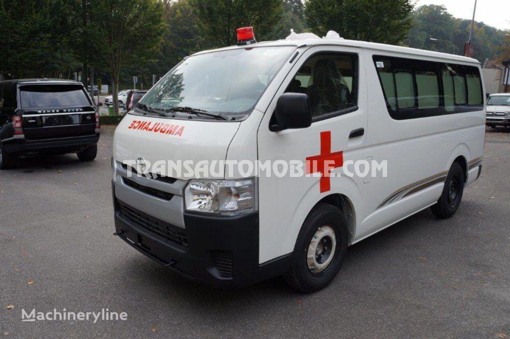 ambulance TOYOTA Hiace neuve