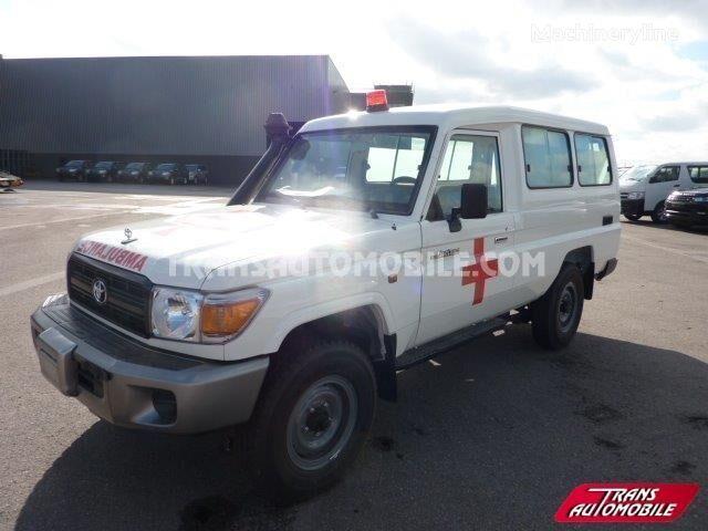ambulance TOYOTA Land Cruiser