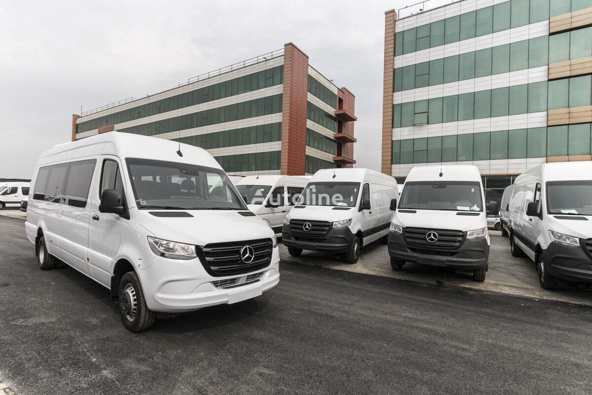 fourgonnette de tourisme MERCEDES-BENZ IDILIS 516 19+1+1 *COC* 5500kg * Ready for delivery neuve