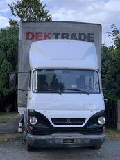 camion bâché AVIA DAEWOO 75-EL