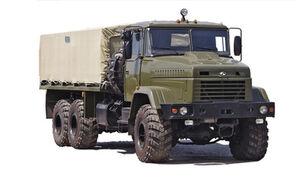 camion bâché KRAZ 6322