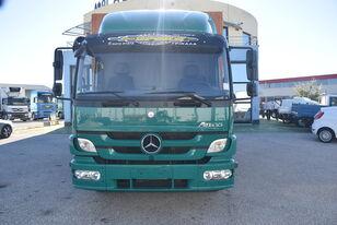 camion bâché MERCEDES-BENZ 1229 L ATEGO