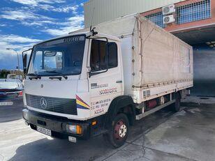 camion bâché MERCEDES-BENZ 817
