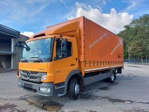 camion bâché MERCEDES-BENZ ATEGO 1222L