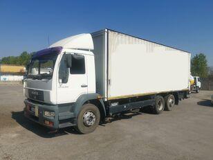 camion bâché MAN LE20.280 CENTINATO IN ADR / PEDANA