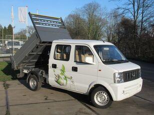 camion-benne DFSK Cityhopper 3-Z. Kipper Dubbelcabine Elektrisch
