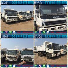 camion-benne ISUZU CXZ81K