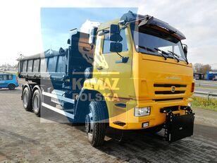 camion-benne KAMAZ 6x6 wywrotka neuf