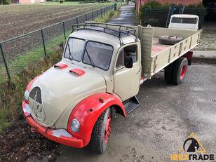 camion-benne MAGIRUS-DEUTZ MERCUR 120L Magirus-Deutz 3zijdige kipper