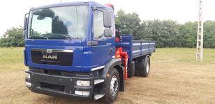camion-benne MAN MAN TGM 18 250