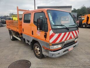 camion-benne MITSUBISHI Canter FE 649 Double Cab 150Hp Kipper