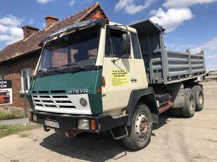 camion-benne STEYR 1491 Kipper Full Stell