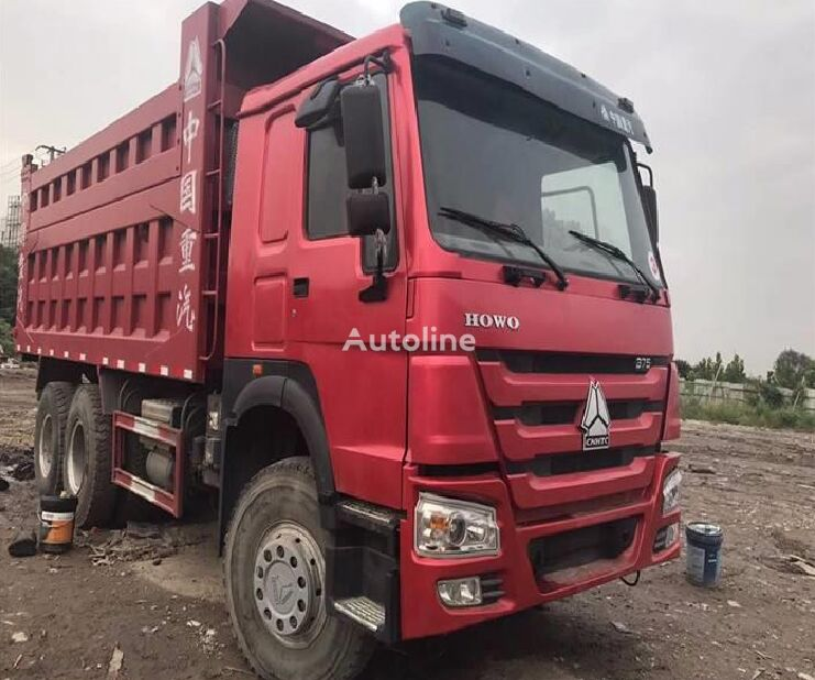 camion benne HOWO