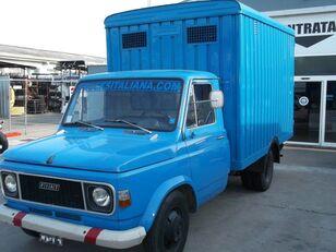 camion bétaillère FIAT 616 N3/4 TRASPORTO BESTIAME ANIMALI VIVI