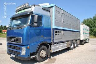 camion bétaillère PEZZAIOLI FH12 480