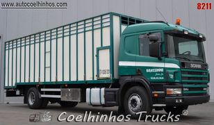 camion bétaillère SCANIA 124G 420