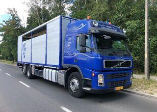 camion bétaillère VOLVO FM 440 DO BYDLA -ZYWCA