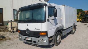 camion blindé MERCEDES-BENZ ATEGO 1223