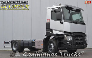 camion châssis RENAULT C 430 // Euro 6