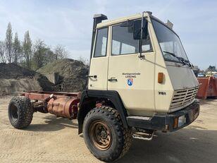 camion châssis STEYR 791 4x4 **MANUAL PUMP-AUSTRIAN TRUCK**