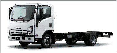camion châssis ISUZU NQR-90 neuf