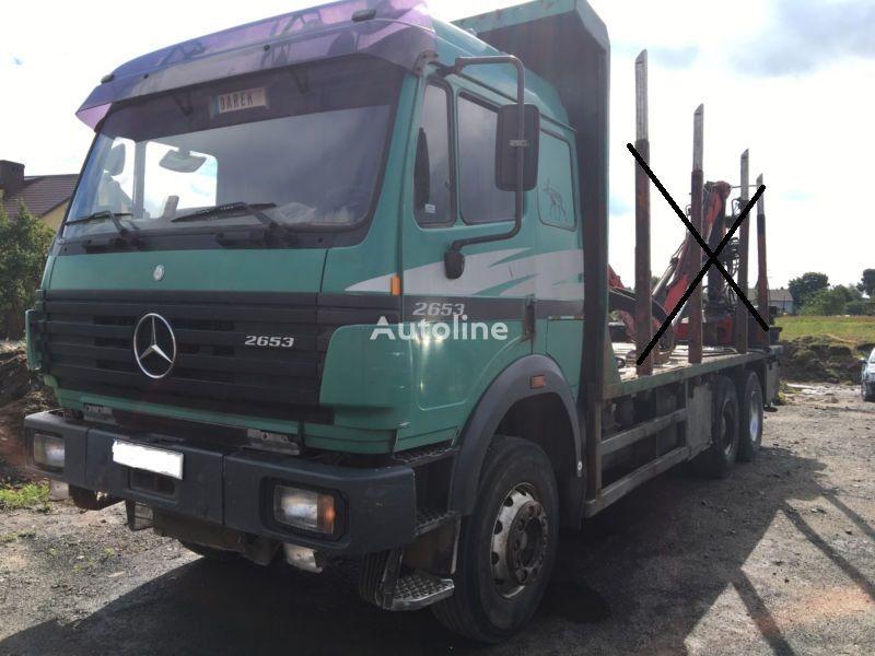 MERCEDES-BENZ SK 2653 2644 2638   camion châssis
