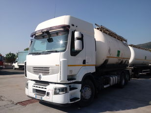 camion-citerne de farine RENAULT PREMIUM 450 DXI