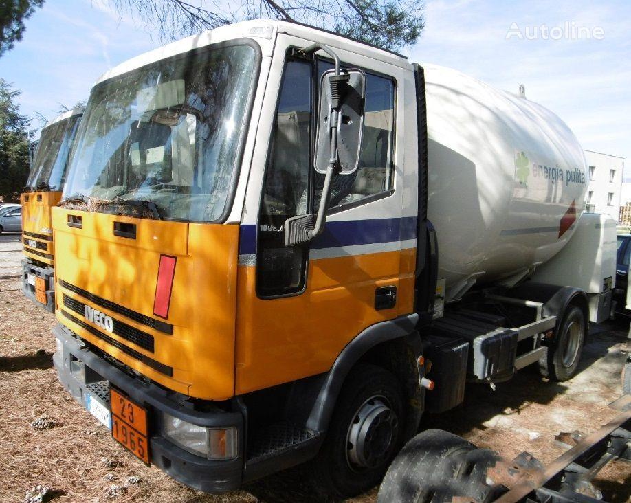 camion de gaz IVECO ACERBI 10.000