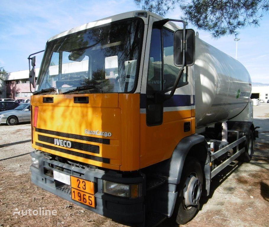 camion de gaz IVECO ACERBI 15.500
