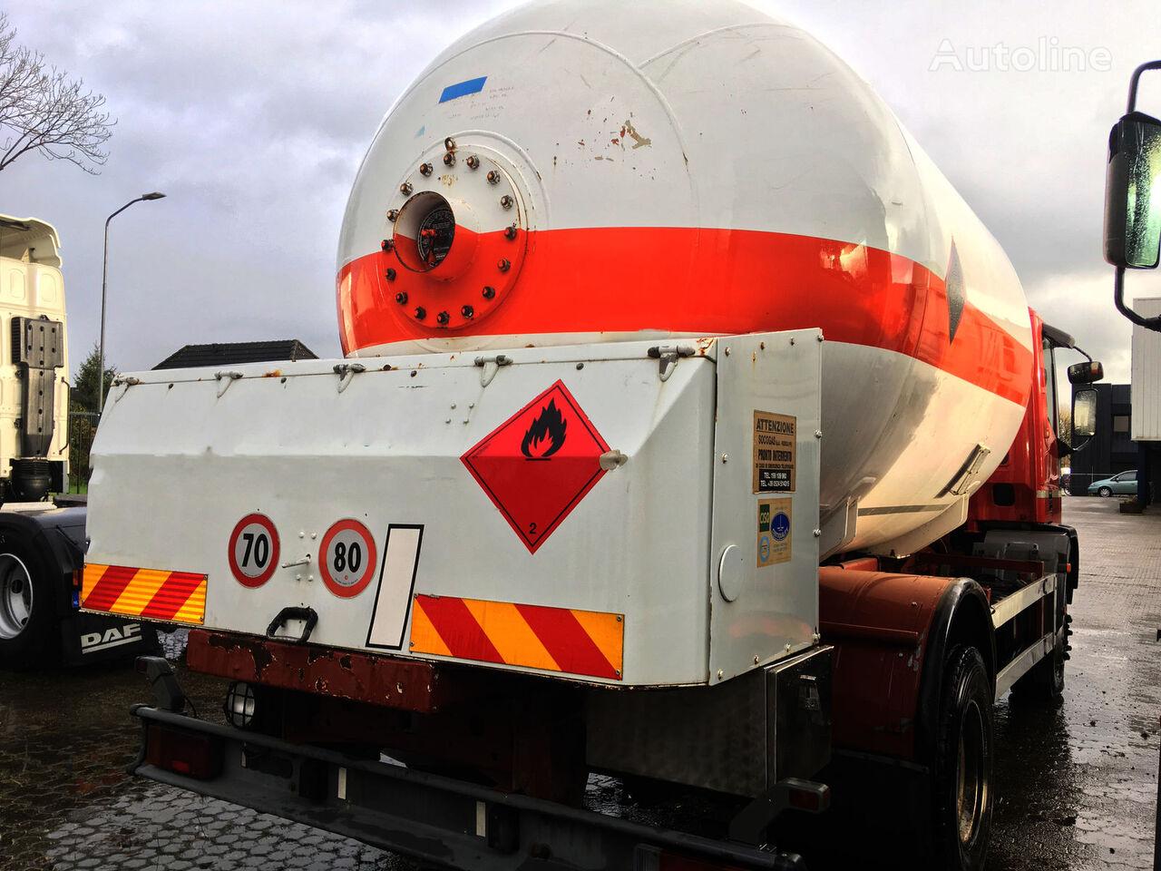 camion de gaz IVECO ACERBI 16.000