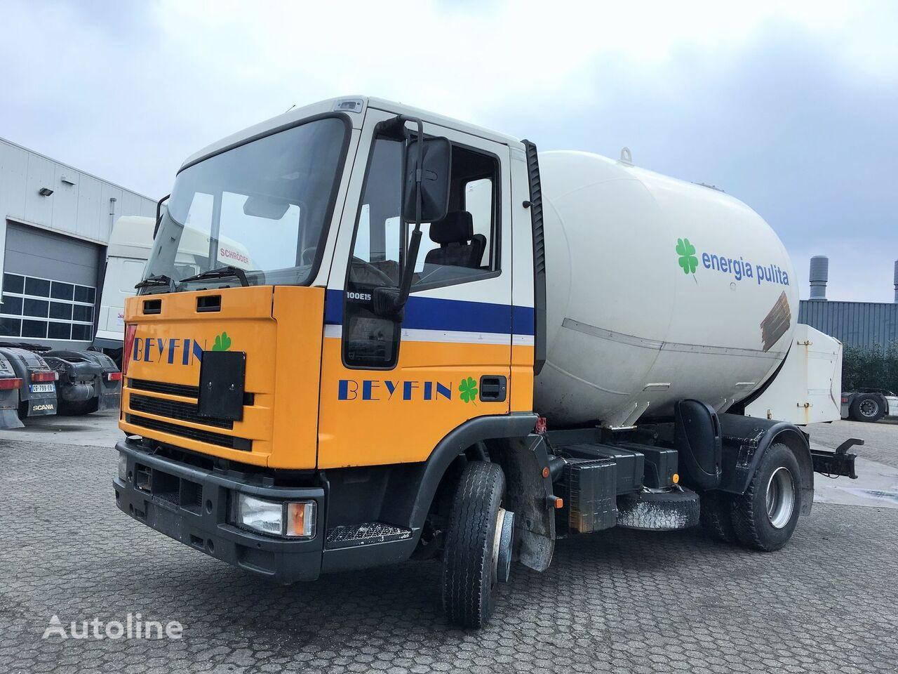 camion de gaz IVECO Iveco Gas - Gaz - ADR 2 - 10.000ltr - 27Bar - P27BH