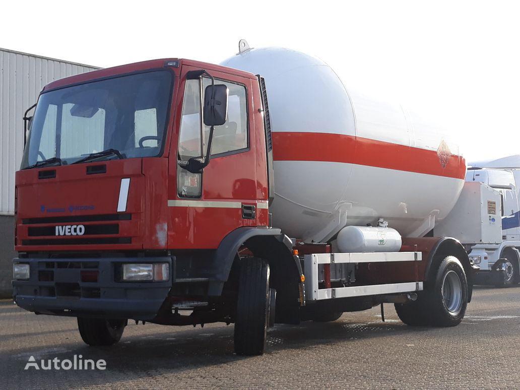 camion de gaz IVECO Iveco Gas - Gaz - ADR 2 - 16.000ltr - 25Bar - P25BH