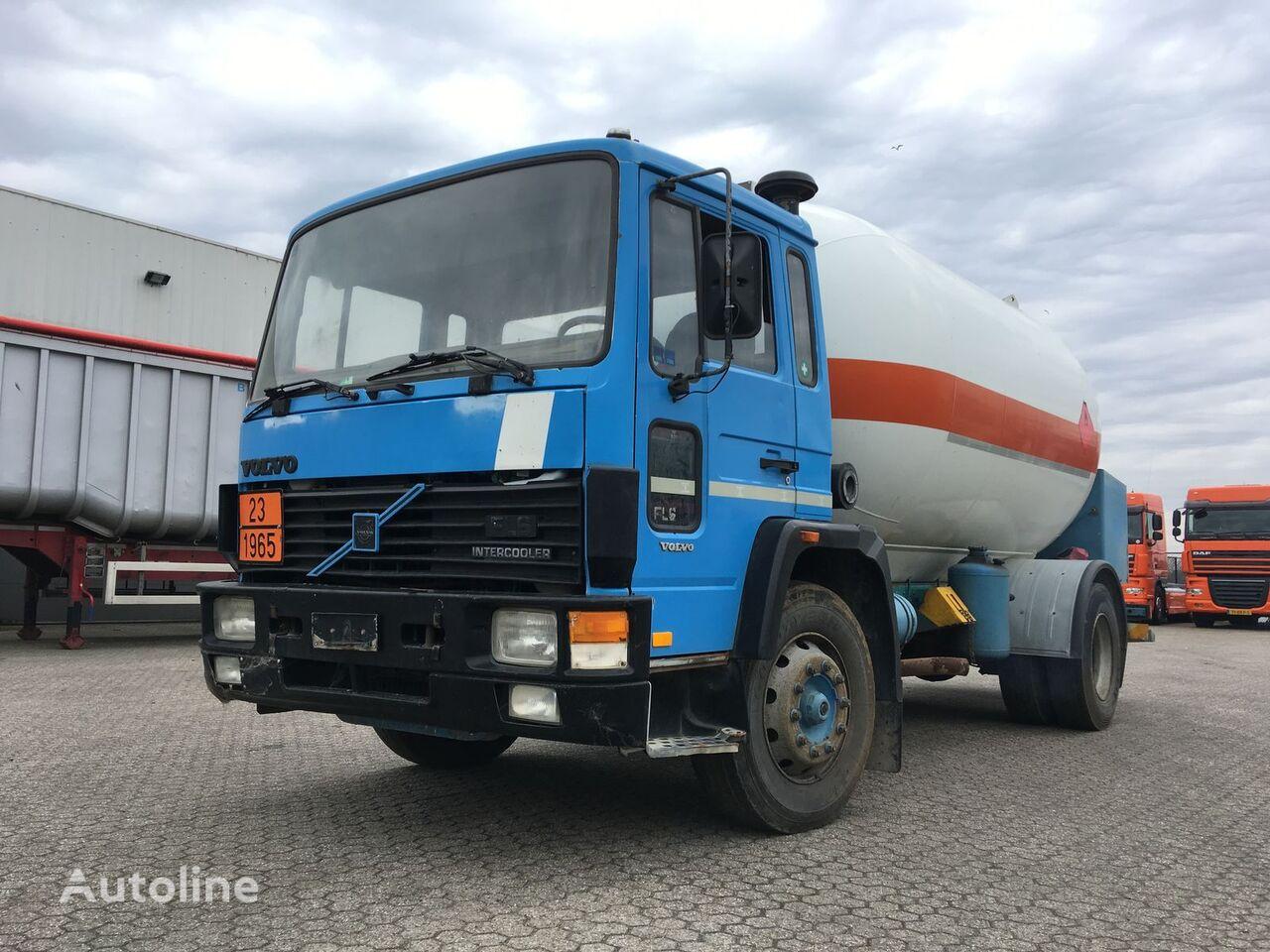 camion de gaz VOLVO Volvo Gas - Gaz - ADR 2 - 16.000ltr - 25Bar - P25BH