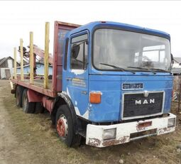 camion forestier MAN 26-280