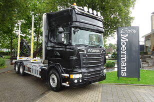 camion forestier SCANIA T620 6x4
