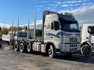 camion forestier VOLVO FH