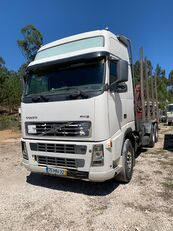 camion forestier VOLVO FH16 610