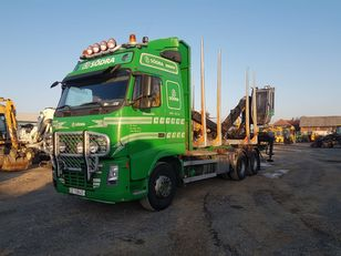 camion forestier VOLVO FH16-660