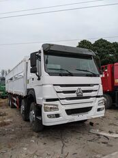 camion fourgon HOWO 336 HP 8x4 Drive Stake Body General Cargo Truck