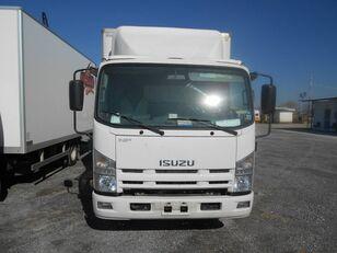 camion fourgon ISUZU NPR75