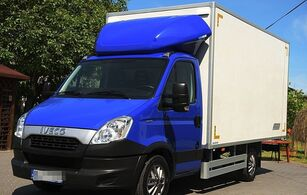 camion fourgon IVECO DAILY 35S13 2.3 Diesel * IZOTERMAA * SUPER STAN!