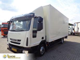 camion fourgon IVECO EuroCargo 75 EuroCargo 75E18 + Euro 5 + Lift