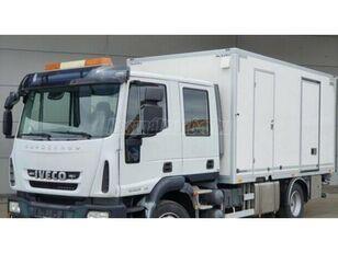 camion fourgon IVECO Eurocargo 120 E 25 Doka Műhelykocsi