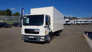 camion fourgon MAN TGL 10.180
