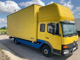 camion fourgon MERCEDES-BENZ 818L ATEGO