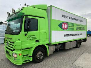 camion fourgon MERCEDES-BENZ Actros 1832,Euro5,Klima,LBW 2500kg